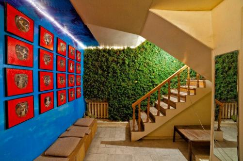 Art Cafe Home