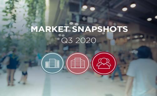 Market Snapshots Q3 2020
