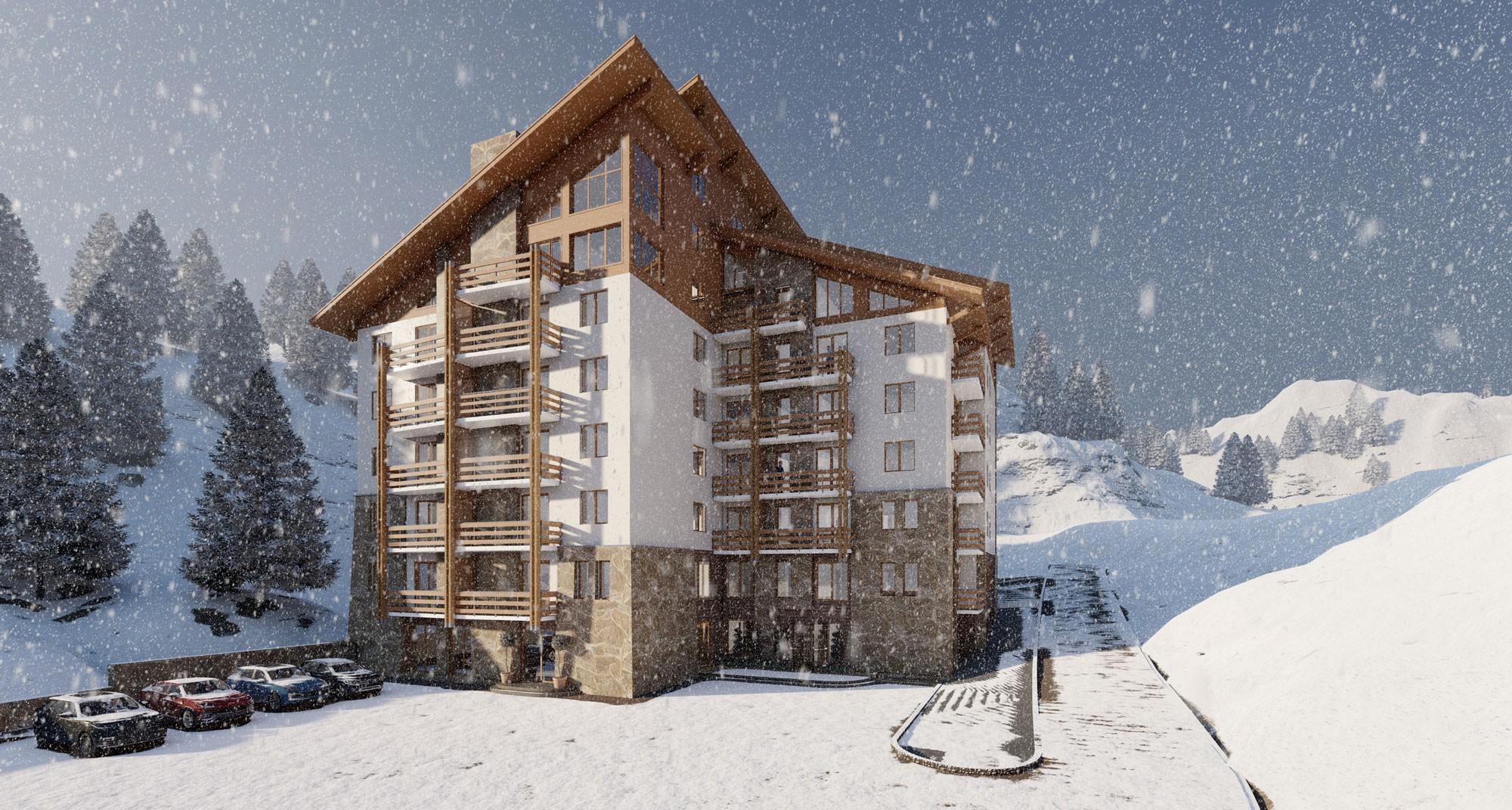 All Seasons Resort Gudauri